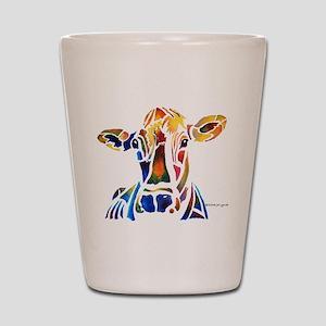 COWS / CALVES Shot Glass