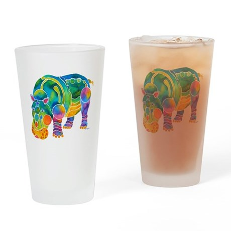Most Popular HIPPO Drinking Glass