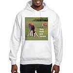 Foal hooded sweatshirt