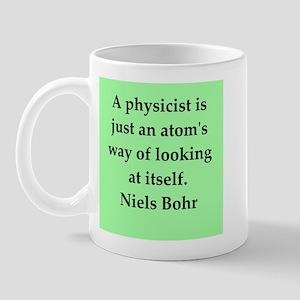 Niels Bohr quotes Mug