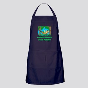 Hello Pension Boomer Apron (dark)