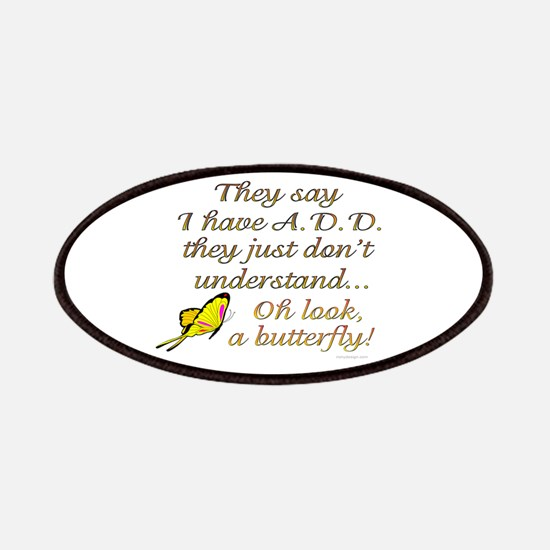 ADD Butterfly Patches