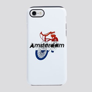 Amsterdam Bicycle iPhone 7 Tough Case
