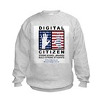 Digital Citizen Kids Sweatshirt
