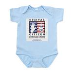 Digital Citizen Infant Bodysuit