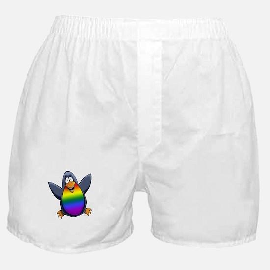 Pride Penguin Boxer Shorts