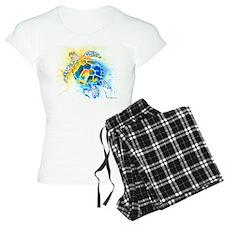 More Sea Turtles Women's Light Pajamas
