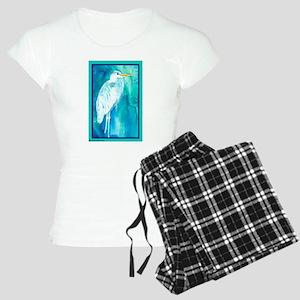 Heron Great Blue Women's Light Pajamas