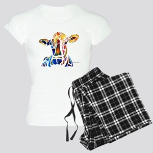 COWS / CALVES Women's Light Pajamas