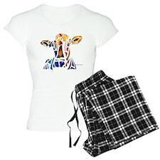 COWS / CALVES Women's Light Pajamas