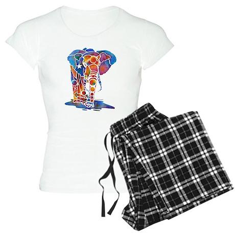 Elephants Women's Light Pajamas