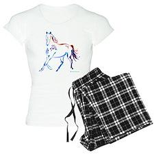 Horse of Many Colors Women's Light Pajamas