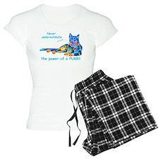 Purr Kitty Women's Light Pajamas