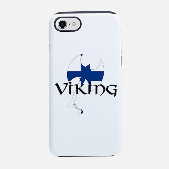 Finland Viking iPhone 7 Tough Case