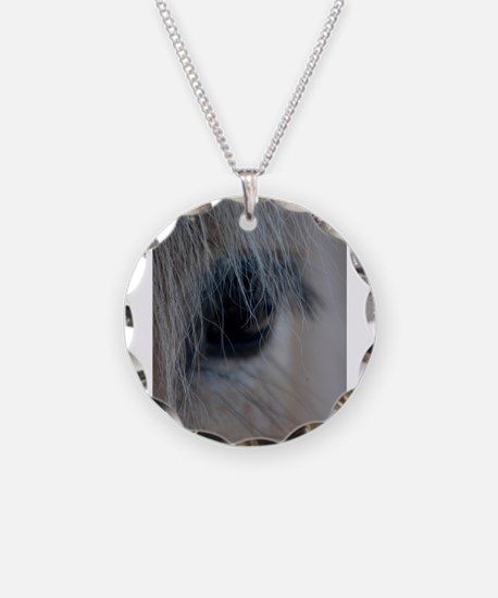 Cute Fjord horse Necklace