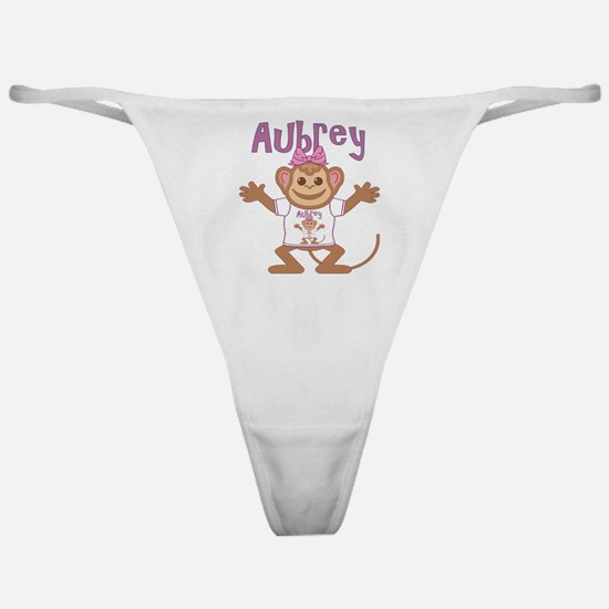 Little Monkey Aubrey Classic Thong