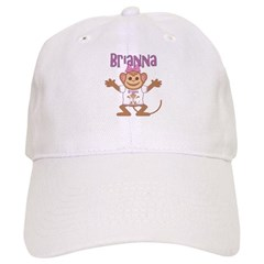 Little Monkey Brianna Baseball Cap