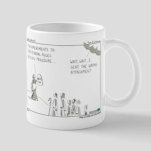FRCP Amendments Mug