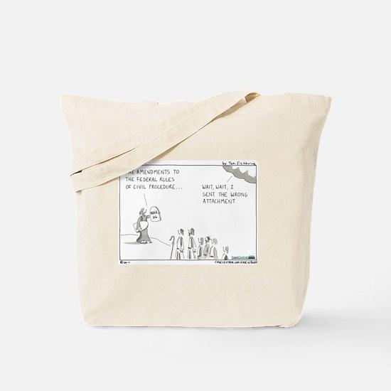 FRCP Amendments Tote Bag