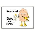 Homework Banner