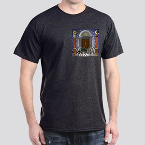 King Solomon's Temple Dark T-Shirt