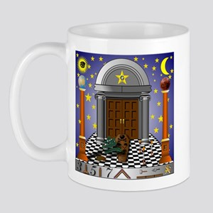 King Solomon's Temple Mug
