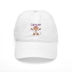 Little Monkey Caroline Baseball Cap