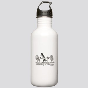 Sheep Herding Stainless Water Bottle 1.0L