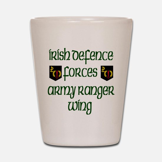 Irish Special Forces Shot Glass