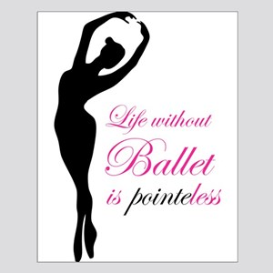 Ballet Small Poster