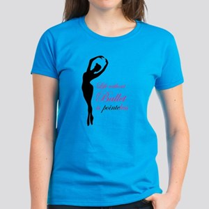 Ballet Women's Dark T-Shirt