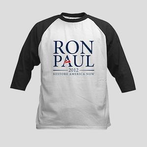 Ron Paul 2012 Kids Baseball Jersey