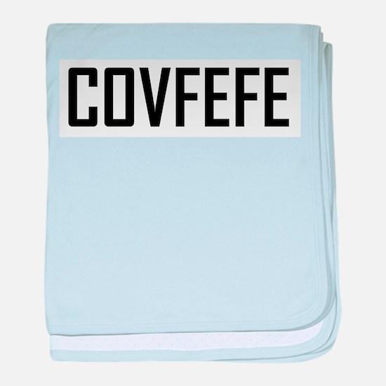 covfefe baby blanket