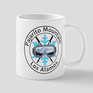 Pajarito Mountain - Los Alamos - New Mexico Mugs