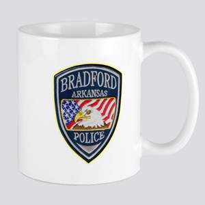 Bradford Police Department Mug