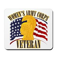 WAC Veteran Mousepad