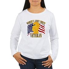 WAC Veteran Women's Long Sleeve T-Shirt
