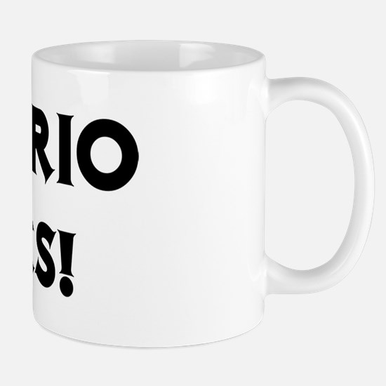 Ontario Rocks! Mug