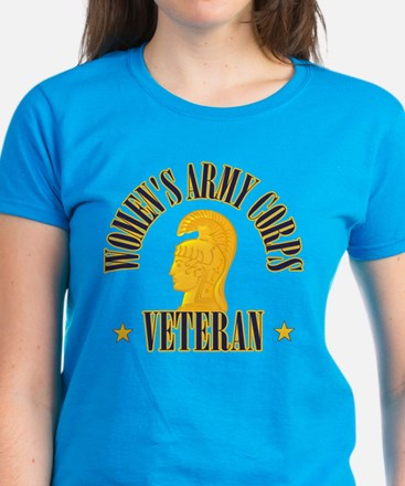 WAC Veteran Women's Dark T-Shirt