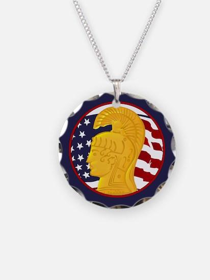 WAC Veteran Necklace
