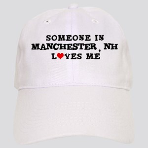 Someone in Manchester Cap