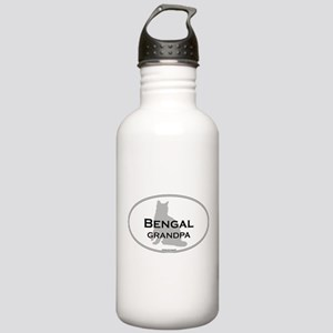 Bengal Grandpa Stainless Water Bottle 1.0L