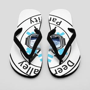 ad6f4b7f15de Deer Valley - Park City - Utah Flip Flops