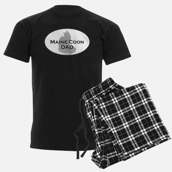 Maine Coon Dad Pajamas