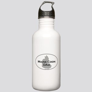 Maine Coon Dad Stainless Water Bottle 1.0L