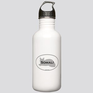 Somali Oval Stainless Water Bottle 1.0L