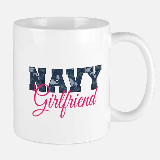 Cute Captains wife Mug