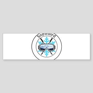 Snowbird - Snowbird - Utah Bumper Sticker