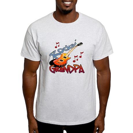 ROCKIN GRANDPA Light T-Shirt