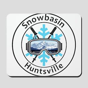Snowbasin - Huntsville - Utah Mousepad
